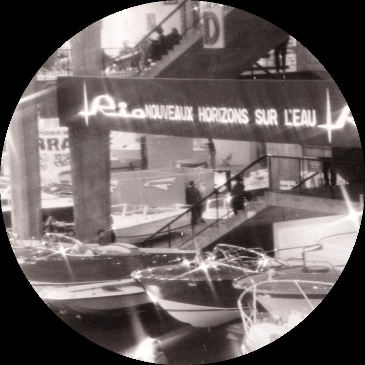 1962PARTICIPATION AU PREMIER SALON